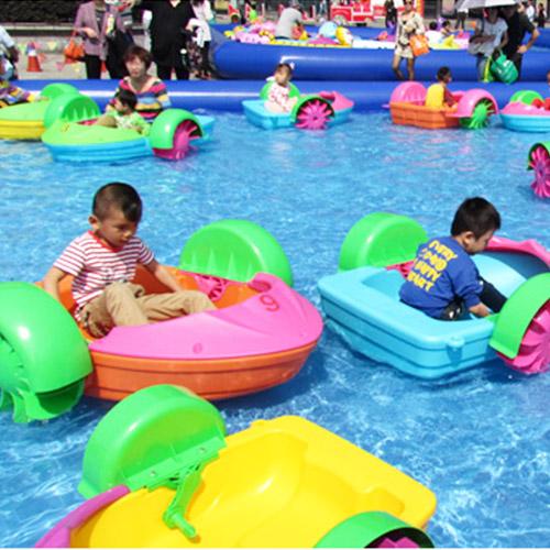 苏州福龙吹塑游乐设施案例